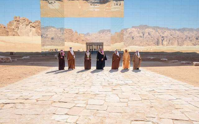 مقر انعقاد القمة الخليجية في محافظة العُلا بالسعودية وصورة جماعية للقادة