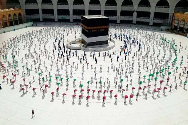 The Hajj season this year will witness a digitised journey from start to finish