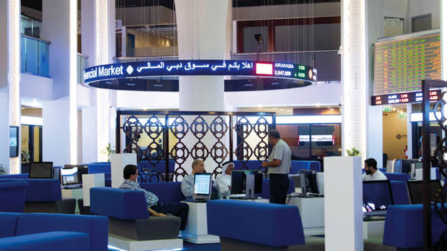 The market cap value amounted to AED 268.86 billion