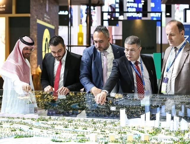 أحد المشاريع المشاركة في معرض سيتي سكيب أبوظبي 2019