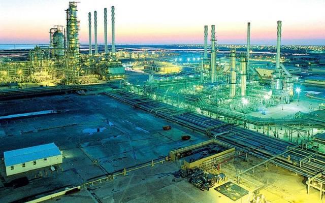 مصنع تابع لشركة المصافي العربية السعودية