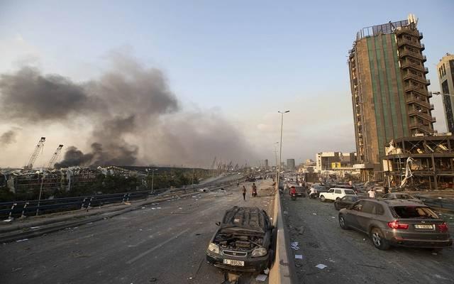 إعلان حالة الطوارئ في بيروت لمدة أسبوعين.. وإسناد أمر المحافظة للسلطة العسكرية