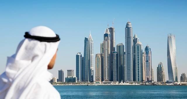 إنفوجرافيك: الإمارات تتقدم بمؤشر الخدمات العالمية