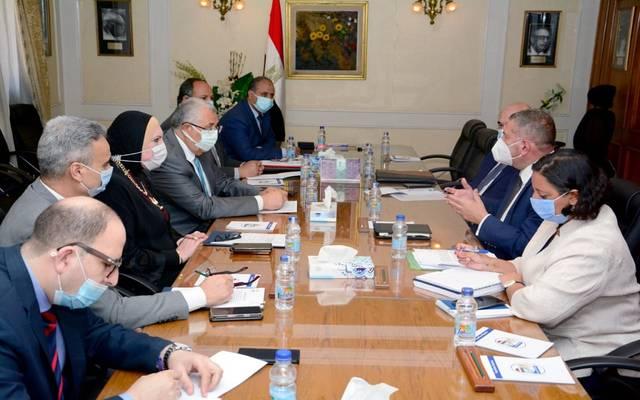 """""""قطاع الأعمال"""": تعميم منظومة تجارة الأقطان بمحافظات مصر بداية من موسم 2021-2022"""
