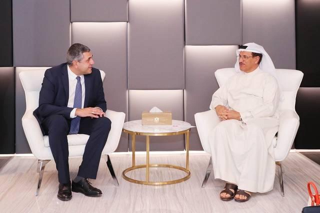 قبل إكسبو دبي..وزير الاقتصاد يبحث الشراكة مع منظمة السياحة العالمية