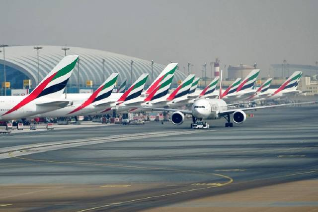 The UAE has suspended all flights arriving to and coming from Iran