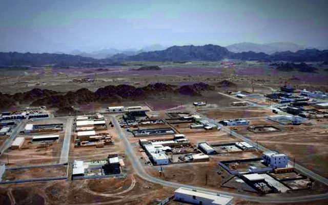 مساحات من الأراضي في عُمان