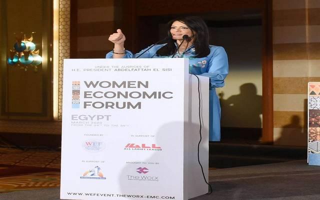وزيرة التعاون الدولي المصرية الدكتورة رانيا المشاط