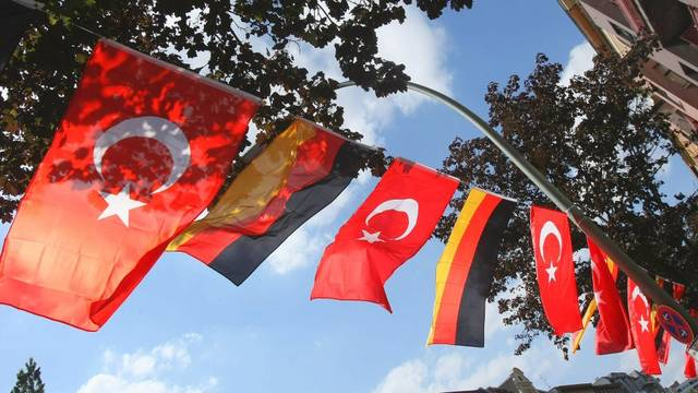 Germany, Turkey to normalise relations