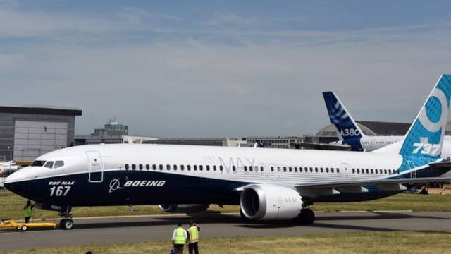 Kuwait grounds Boeing 737 Max-8 operations on crashes