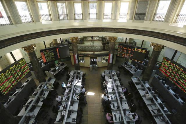 مشتريات محلية وأجنبية تصعد ببورصة مصر لقمة جديدة بالمستهل