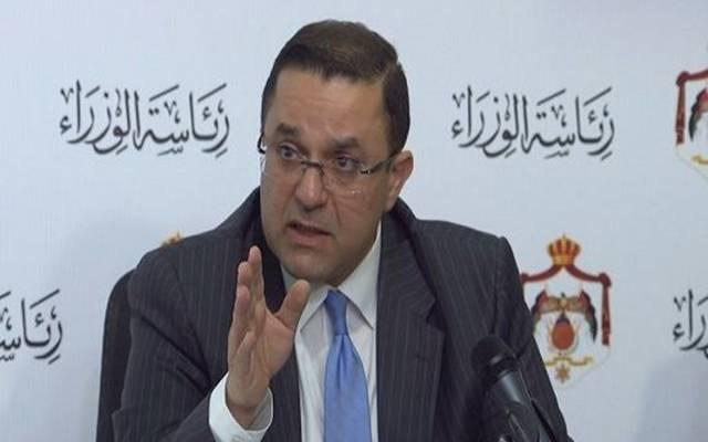 محمد العسعس وزير المالية الأردني