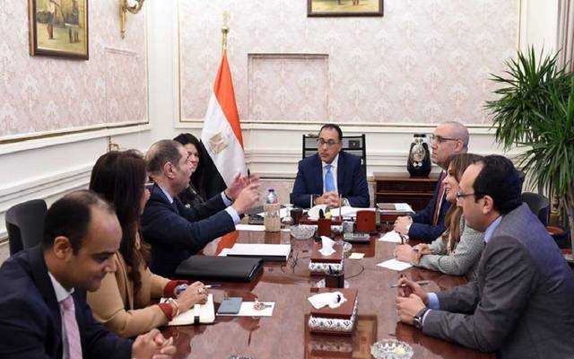 جانب من الاجتماع الحكومي لاستعراض خطة التنمية السياحية حتى 2030