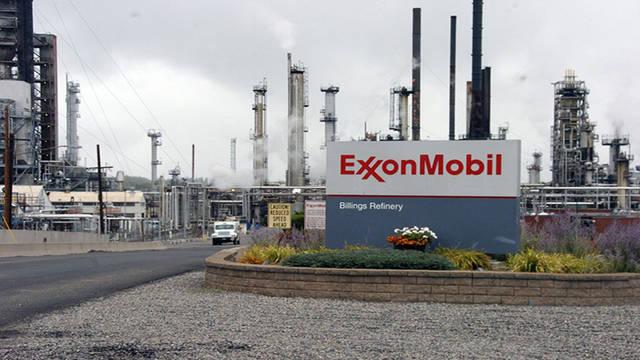 Exxon Mobil plans to exit British North Sea