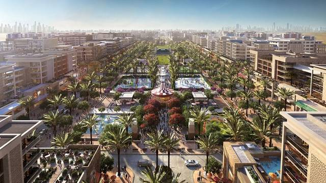 Nshama has awarded AED 695 million of Town Square's infrastructure works
