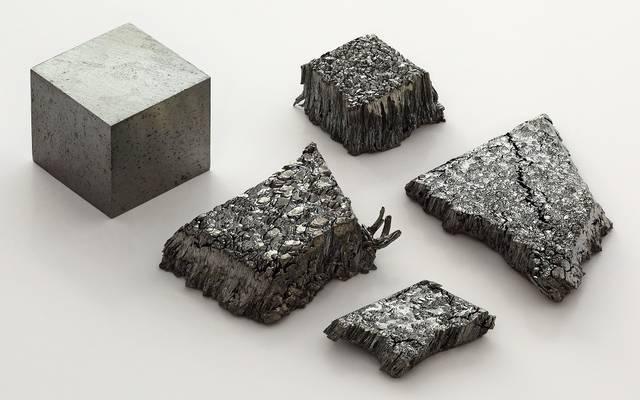 معدن الزنك