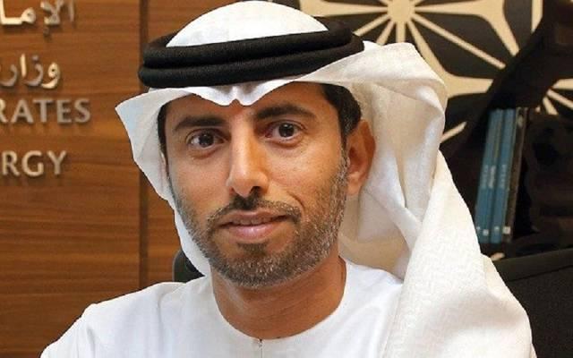 وزير الطاقة والبنية التحتية الإماراتي ، سهيل المزروعي