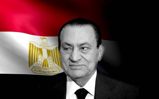 حسني مبارك - الرئيس المصري الأسبق