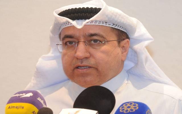 محمد حجي بوشهري وزير الكهرباء والماء الكويتي