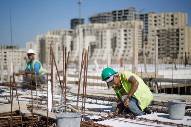 """""""المصريين للاستثمار"""" تبدأ الأعمال الإنشائية لمشروع سكني بالقاهرة الجديدة"""