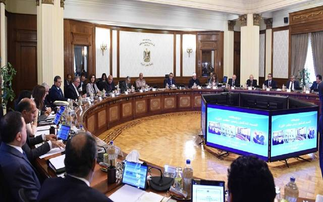 اجتماع مجلس الوزراء المصري رقم (48)