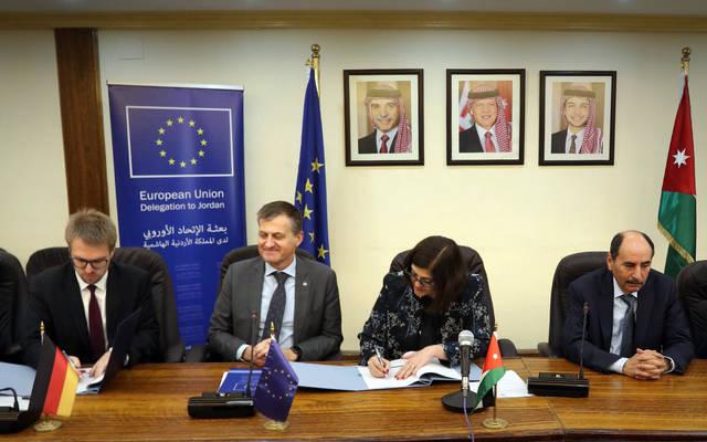 الاتحاد الأوروبي يمنح الأردن 6.5 مليون يورو