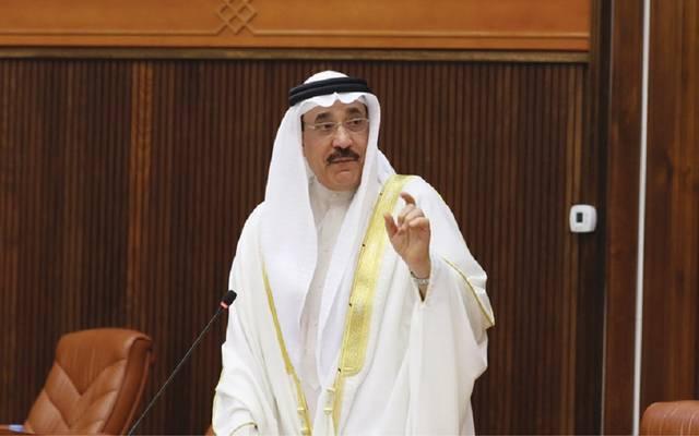 وزير العمل البحريني في جلسة برلمانية
