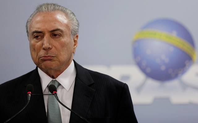 اعتقال رئيس البرازيل السابق في اتهامات فساد