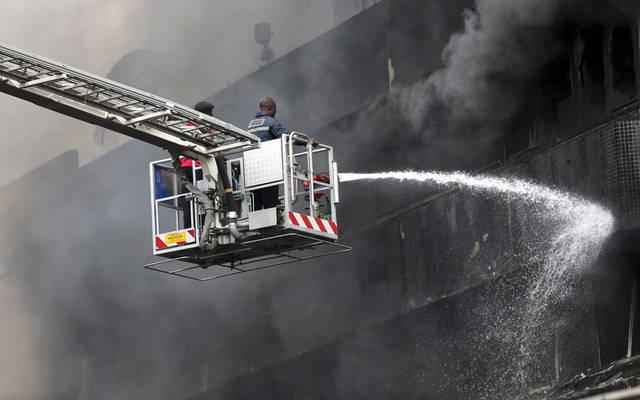 التأمين ضد أخطار الحرائق