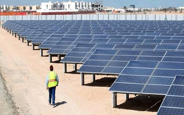 محطة للطاقة الشمسية