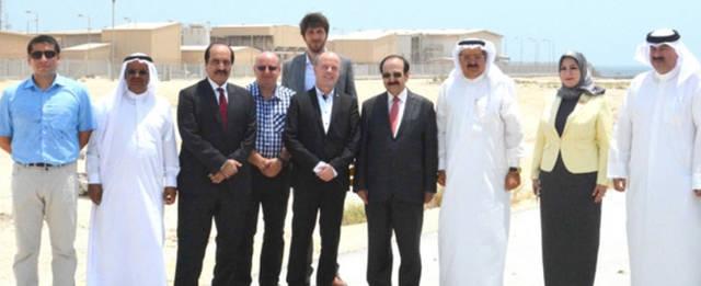 تبلغ تكلفة المشروع حوالي 6.5 مليون دينار بحريني