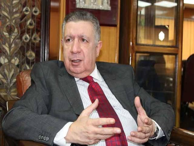 عمرو كمال رئيس البنك العقاري المصري العربي