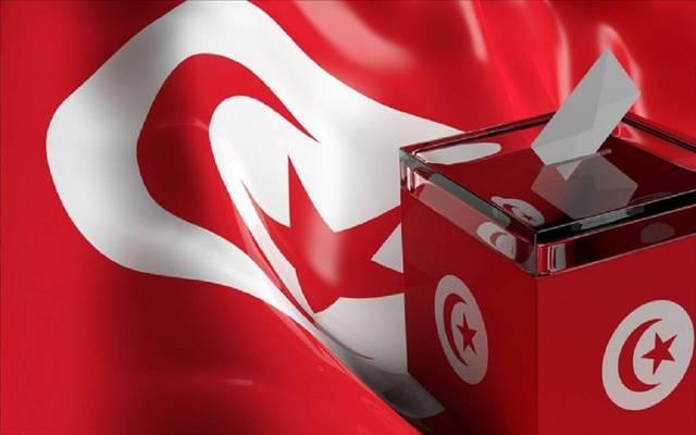 أحد صناديق الاقتراع في تونس