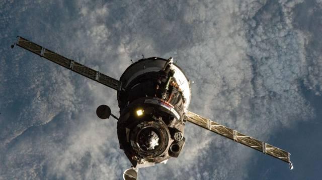 مركبة سويوز الفضائية