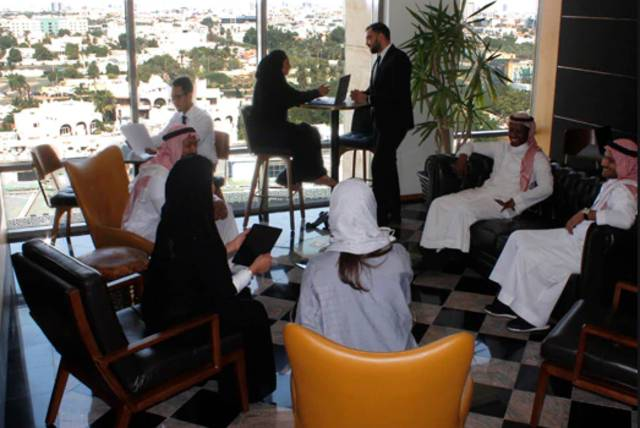مساحة عمل مشتركة بالسعودية