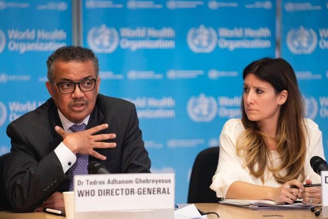 الصحة العالمية تعلن فيروس كورونا وباءً عالمياً
