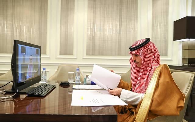 وزير الخارجية السعودي، الأمير فيصل بن فرحان بن عبدالله - أرشيفية