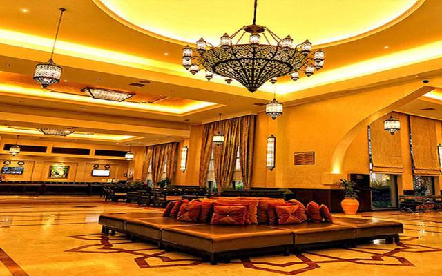 قاعة استقبال بفندق تديره أوبار