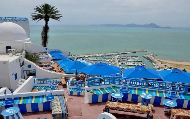 إحدى المناطق السياحية في تونس
