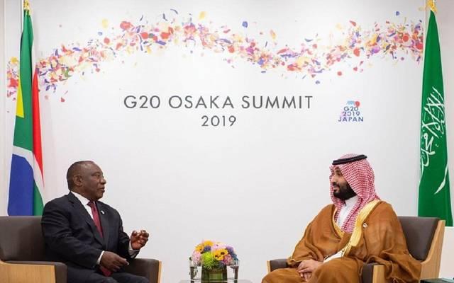 السعودية تبحث زيادة استثماراتها بجنوب أفريقيا والتعاون معها بالمجال العسكري