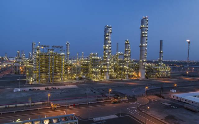 الطاقة الإنتاجية للمجمع تصل إلى 1.4 مليون طن من مادة البرازيلين سنوياً