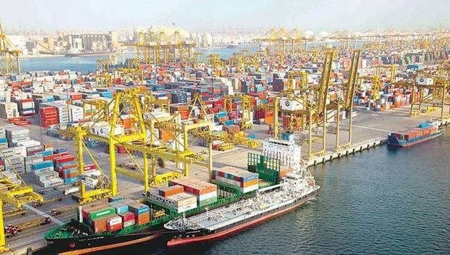 Exports rose by 30% year-on-year in Q1-19, recording AED 42 billion