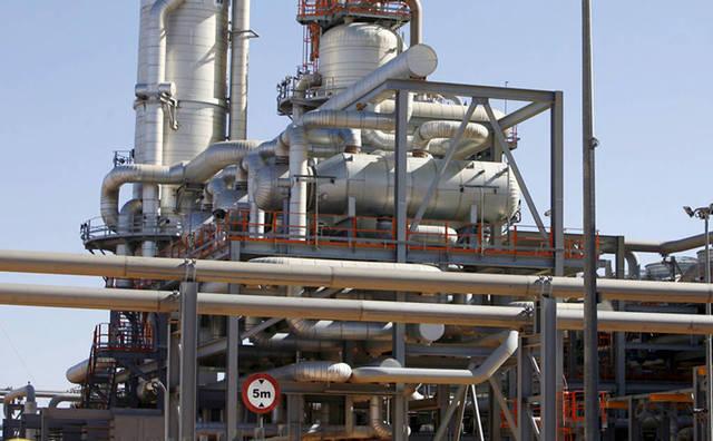 مولدات طاقة تابعة لشركة آفاق للطاقة