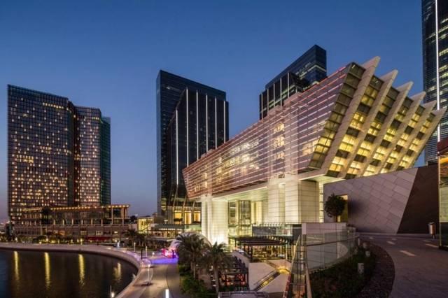 مقر سوق أبوظبي العالمي