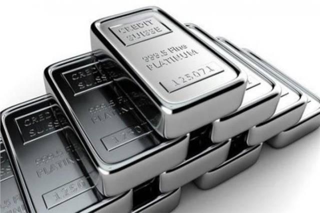 سعر البلاديوم يهبط 5% مع توقعات ارتفاع المعروض