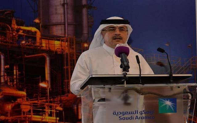 الرئيس التنفيذي لشركة أرامكو السعودية أمين الناصر - أرشيفية