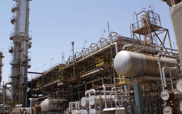 داخل مصفاة البترول الأردنية