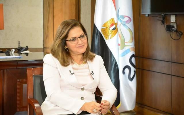 هالة السعيد وزيرة التخطيط - أرشيفية
