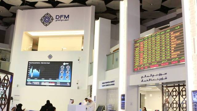 The benchmark index of the DFM went down 0.98%