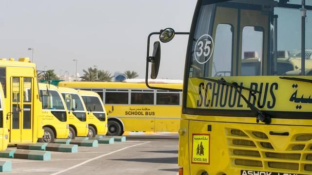 طرق دبي تبحث تخفيض تكلفة النقل المدرسي